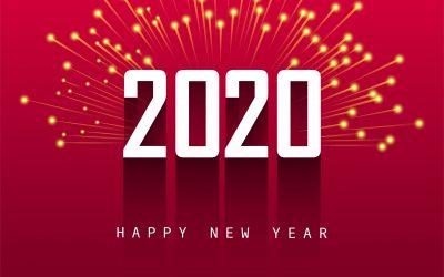 Um ano de novos e melhores horizontes para todos