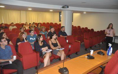 Colaboradores da FCDL-RS recebem orientações sobre o coronavírus