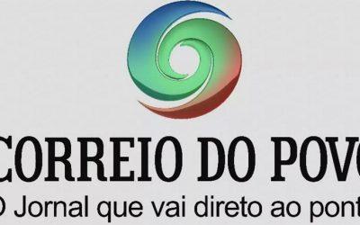 Site do Jornal Correio do Povo – 02 de setembro