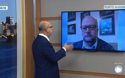 Programa Rio Grande no Ar entrevista o presidente Vitor Augusto Koch