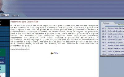 Site affonsoritter.com.br – 02 de agosto