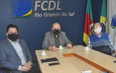 FCDL-RS e FIRS reforçam parceria em favor do desenvolvimento do varejo gaúcho