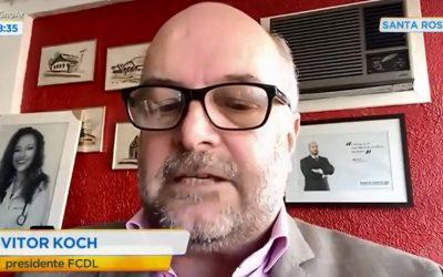 Entrevista ao Programa Rio Grande no Ar – TV Record RS – 03 de agosto