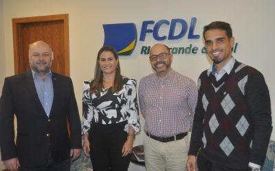 FCDL-RS e Grupo Luxus estudam parceria que vai gerar muitos benefícios para CDLs e lojistas