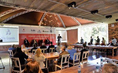 Fórum de Desenvolvimento do Lide reuniu lideranças empresariais em Gramado
