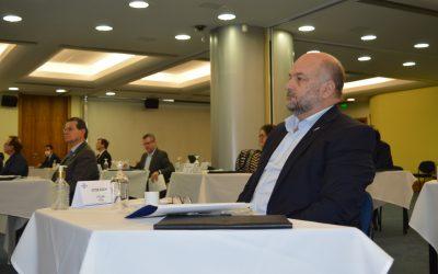 Presidente Vitor Augusto Koch participa da reunião do Conselho Deliberativo do SEBRAE/RS
