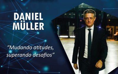 Daniel Müller é palestrante confirmado da 51a Convenção Estadual Lojista