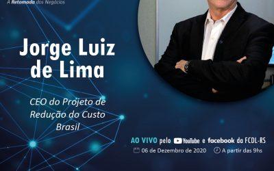 CEO do Projeto de Redução do Custo Brasil é presença garantida na 51a Convenção Estadual Lojista