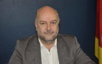 Presidente Vitor Augusto Koch critica alíquotas elevadas do ICMS