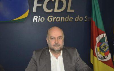 FCDL-RS projeta queda de 4,36% nas vendas do varejo gaúcho em 2020