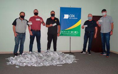 Conhecidos os contemplados da Campanha Natal Show CDL-São Leopoldo 2020