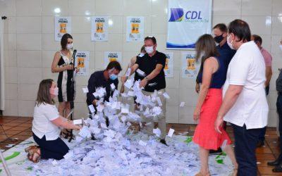 Campanha Prêmio sobre Prêmio mobilizou comunidade de Campinas do Sul