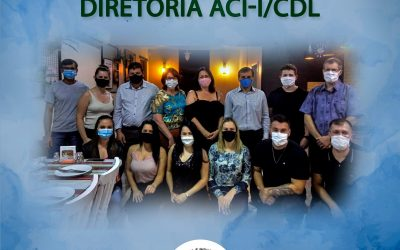 Nova diretoria da ACI-I/CDL Ilópolis toma posse