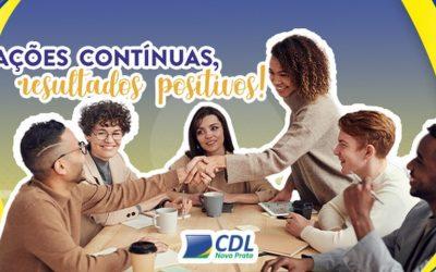 2020: um ano de muitas realizações para a CDL Nova Prata