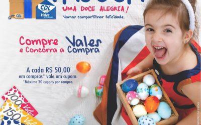 CDL Santa Cruz do Sul promove sorteio nas compras da Páscoa