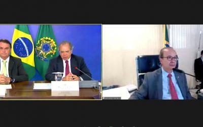 Presidente da República destaca ações para auxiliar as MPEs