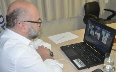 FCDL-RS solicita apoio da FAMURS para retomada do sistema de cogestão regional