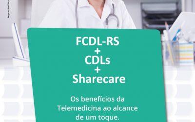 CDLs afiliadas podem ser parceiras da Telemedicina