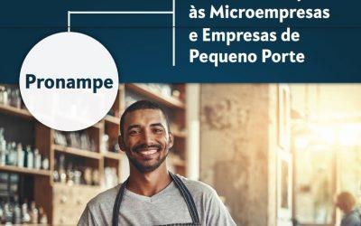 Pronampe passa a ser política pública de crédito oficial