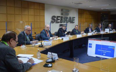 Reunião do Conselho Deliberativo do Sebrae/RS