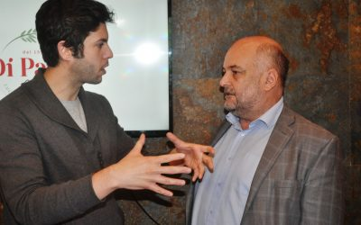 Caio Coppola fala para líderes empresariais gaúchos