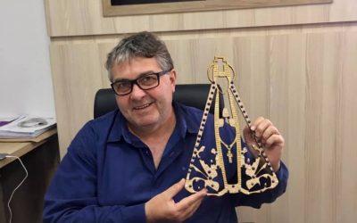 Prefeito de Arroio do Sal e diretor financeiro da FCDL-RS, Affonso Flávio Angst