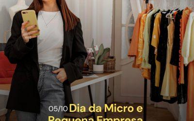 05 de Outubro – Dia Nacional das Micro e Pequenas Empresas