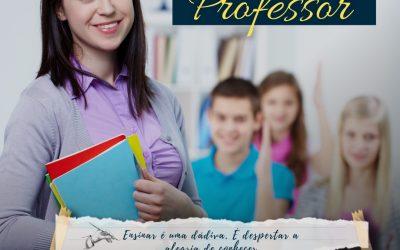 15 de Outubro – Dia do Professor