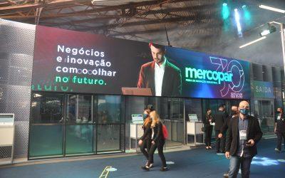 Inovação, tecnologia e desenvolvimento marcam edição histórica da Mercopar